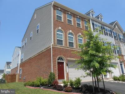 Manassas Park Townhouse For Sale: 9075 Sandra Place