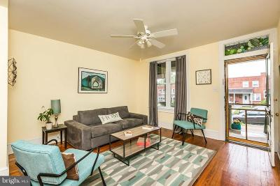 Baltimore Townhouse For Sale: 614 36th Street