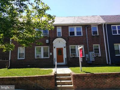Petworth Multi Family Home For Sale: 5220 4th Street NW