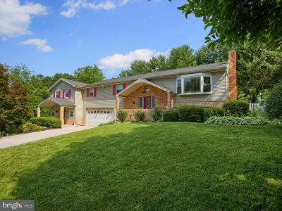 Camp Hill, Mechanicsburg Single Family Home For Sale: 3502 Margo Road