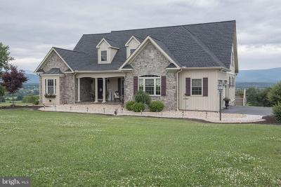 Rockingham County Single Family Home For Sale: 4460 Point Road