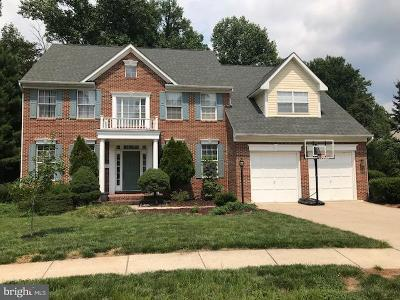 Fairfax Station Rental For Rent: 7803 Thornfield Court