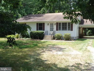 Laurel Single Family Home Under Contract: 32040 Dogwood Lane