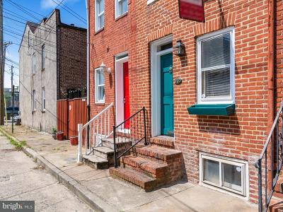Federal Hill Townhouse For Sale: 902 Compton Street