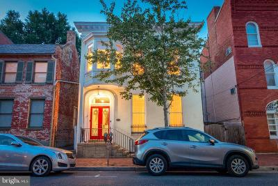 Frederick Single Family Home For Sale: 9 3rd Street W