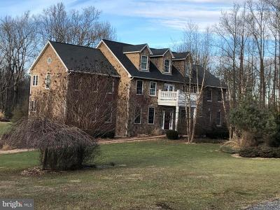 Hedgesville Single Family Home For Sale: 391 Chesapeake Lane