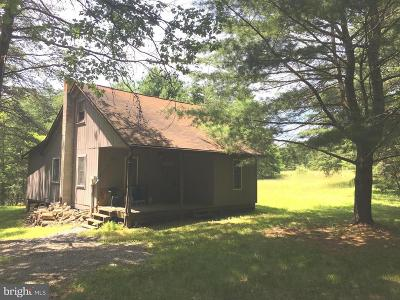 Flintstone Single Family Home For Sale: Crossover Road