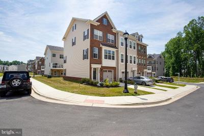 Upper Marlboro Townhouse For Sale: 9508 Sycamore Grove