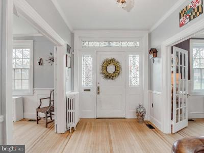 Baltimore Single Family Home For Sale: 212 39th Street
