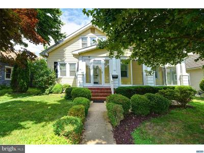 Elkton Single Family Home For Sale: 502 Bow Street
