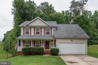 King George County Single Family Home For Sale: 9293 Inaugural Drive