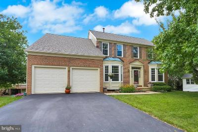 Catonsville Single Family Home For Sale: 5 Trotting Horse Court