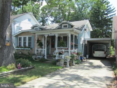 Millville Single Family Home For Sale: 915 W Main Street