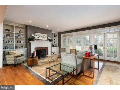 Moorestown Single Family Home For Sale: 871 McElwee Road