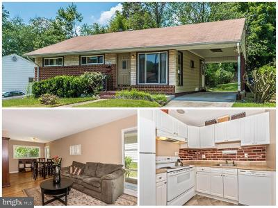 Rockville Single Family Home For Sale: 13002 Vandalia Drive
