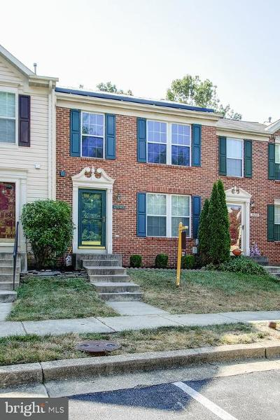 Odenton Townhouse For Sale: 2648 Summers Ridge Drive
