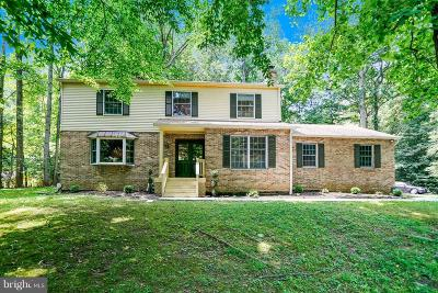 Davidsonville Single Family Home For Sale: 2886 Spring Lakes Drive