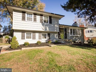Lutherville Timonium Single Family Home For Sale: 2450 Spring Lake Drive