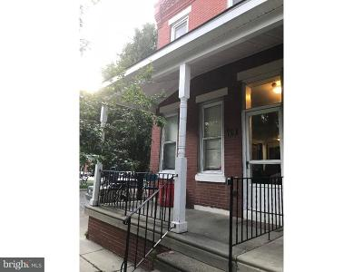 Camden Single Family Home For Sale: 701 Berkley Street