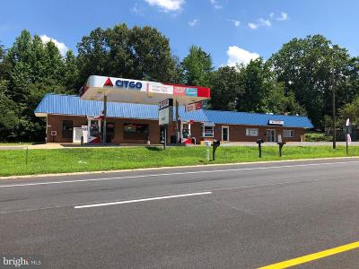 King George Commercial For Sale: 7195 Kings Highway