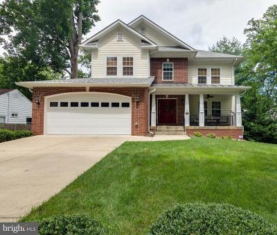 Falls Church Single Family Home For Sale: 1931 Hillside Drive