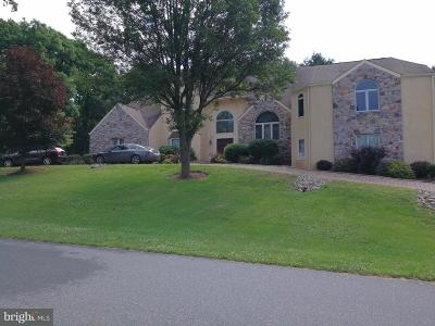 Newark Single Family Home For Sale: 8 Lakewood Circle