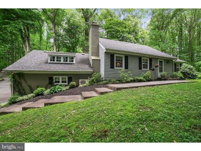 Chester County Single Family Home For Sale: 1239 Hilltop Road