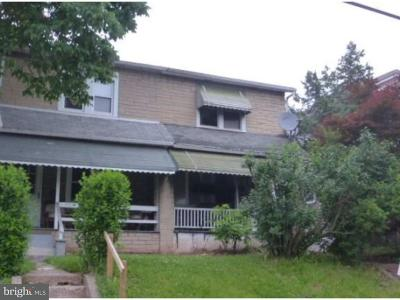 Phoenixville Multi Family Home For Sale: 577 Nutt Road