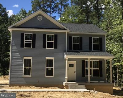 Caroline County Single Family Home For Sale: 27297 Summer Drive