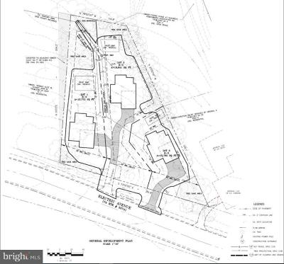 Vienna Residential Lots & Land For Sale: 8430 Electric Avenue