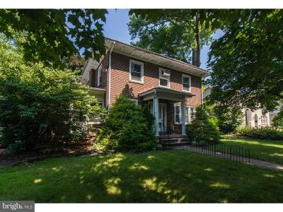 Pottstown Single Family Home For Sale: 215 Rosedale Drive