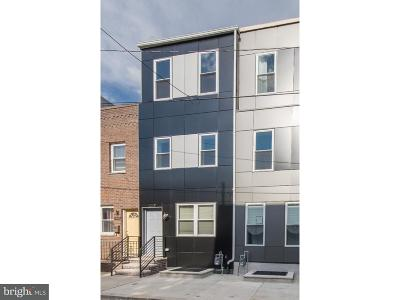 Point Breeze Townhouse For Sale: 1219 S Bucknell Street