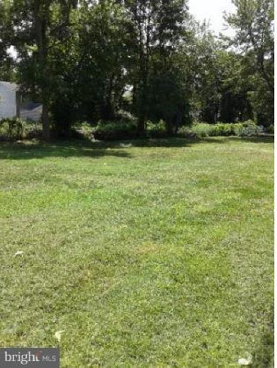 Harford County Residential Lots & Land For Sale: 443 Baltimore Street