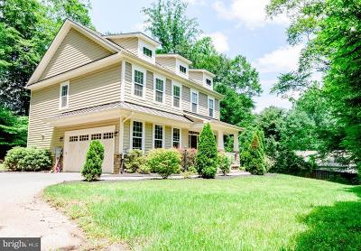 Manassas Single Family Home For Sale: 7812 Lake Drive
