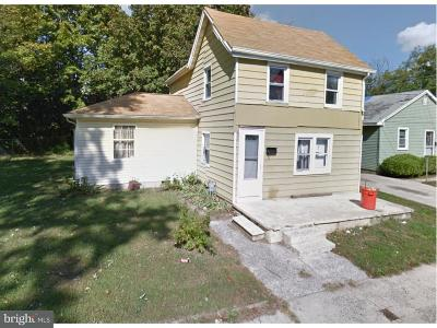 Paulsboro Single Family Home For Sale: 123 W Adams Street