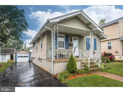 Jenkintown Single Family Home For Sale: 1002 Winchester Avenue