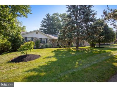 Huntingdon Valley Single Family Home Under Contract: 1065 Wright Drive