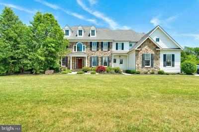 Bucks County Single Family Home For Sale: Lot #1 Belamour Drive