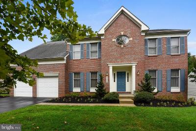 Gaithersburg Single Family Home For Sale: 113 Alderwood Drive