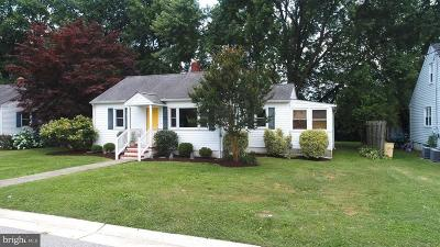 Centreville Single Family Home For Sale: 304 Holly Street