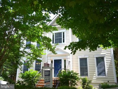 Gaithersburg Single Family Home Active Under Contract: 108 Thurgood Street