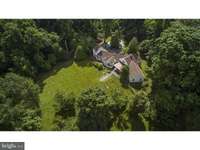 Bryn Mawr Single Family Home For Sale: 340 Highland Lane