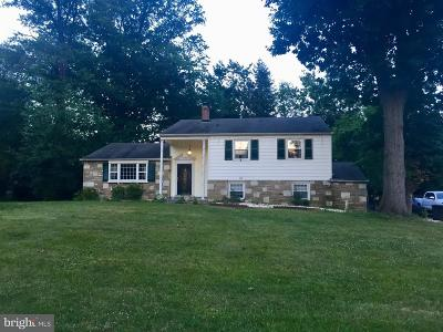 Huntingdon Valley Single Family Home For Sale: 2429 Steven Road