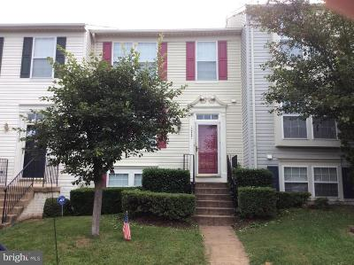 Townhouse For Sale: 10321 Butternut Circle
