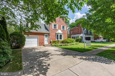 Silver Spring Single Family Home For Sale: 1719 Luzerne Avenue