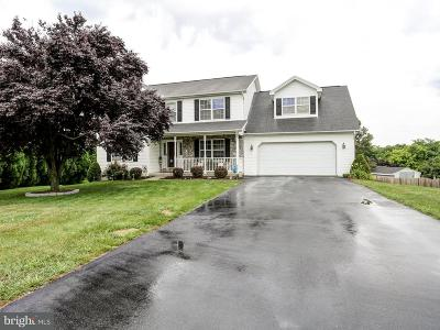 Cumberland County Single Family Home Under Contract: 4 Pamela Place