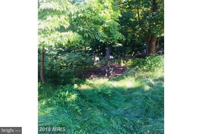 Silver Spring Residential Lots & Land For Sale: Eastmoor Drive
