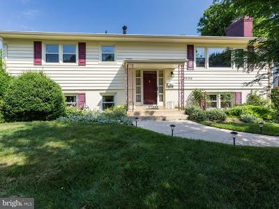 Mclean Single Family Home For Sale: 1636 Warner Avenue