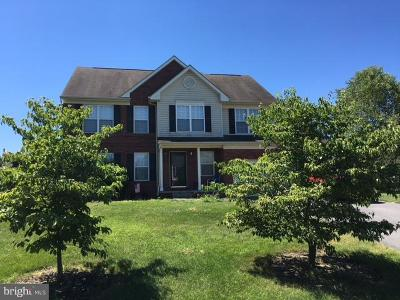 Frederick County Single Family Home Under Contract: 5643 Denfield Place
