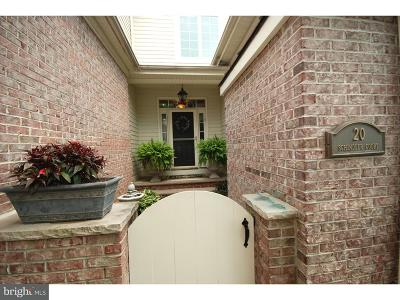 Lawrenceville Condo For Sale: 20 Schindler Court